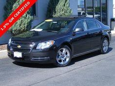 2010 Chevrolet Malibu LT - GM Certified - SOLD - http://www.applechevy.com/VehicleDetails/certified-2010-Chevrolet-Malibu-LT_w%2F1LT-Tinley_Park-IL/2088824283