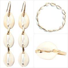 Bijoux Cauri | Blog | Les Trouvailles d'Elsa | Elsa, Pearl Necklace, Fashion Accessories, Jewels, Diy, Wedding, Bijoux, Jewerly, String Of Pearls