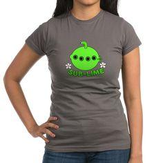 Sub-Lime T Shirt  #submarine #lime #food #foodie #sublime #puns #funny #humor #juniors