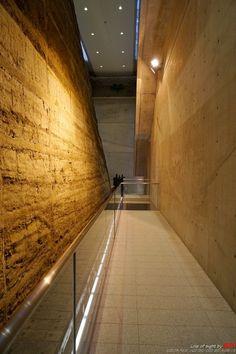 Osaka Prefectural Sayamaike Museum by Tadao Ando 安藤忠雄 日本大阪府立狹山池博物館