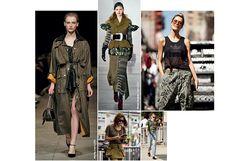 A tendência militar chegou com tudo! A jaqueta militar e outros elementos desse universo surgem como forma de resistência aos tempos difîceis que estamos vivendo