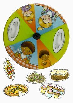 Fejlesztő Műhely: Fejlesztő ötletek Community Workers, Baby Learning, Preschool, Restaurant, Crafts, Fruit, Food, Colors, Board Games