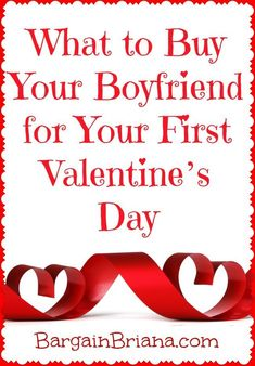 Boyfriend Valentines Gifts On Pinterest Valentine Gifts