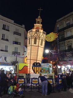 Fallas Valencia 2014