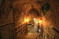 Monastero di San Benedetto Lazio - Italy
