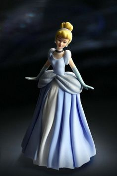 Cinderella cake top
