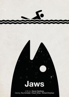 Pictogram poster: Get out of the water