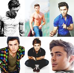 zac efron.  I feel a little dirty thinking he's hot but he's legal so I can push aside those thoughts LOL