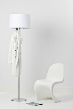 It is a lamp, it is a coat stand, it is a coatlamp!