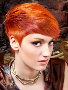 funky short hairstyles for women | Short funky hairstyles for women 2013 pictures 3