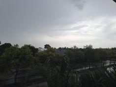 Day 82 DEC 5 I am grateful for summer downpours.