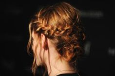 Braided Updo Hairstyle Pictures