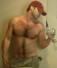 Mr. Casual - Nice hairy chest |±| Please visit us : http://q.gs/52B1c |±|