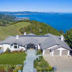 Estate with Views - 139 Gilmartin Dr Tiburon CA