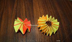 IKEA - Vintermys - Kids craft - DIY christmas paper ornament