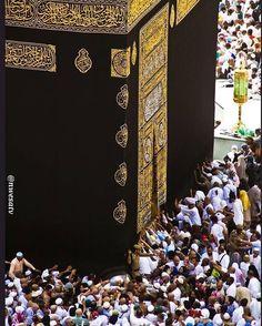 Ka'bah. Mekkah Almukarramah Umrah Guide, Juma Mubarak, Masjid Al Haram, Mekkah, Madhubani Art, Islamic Wallpaper, Islamic Architecture, Madina, Islamic Pictures