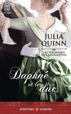 Les Reines de la Nuit: La chronique des Bridgerton T1, Daphné et le duc d...