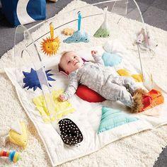 Shape Up Baby Activity Mat  | The Land of Nod