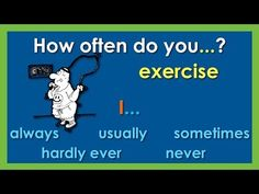 5th Grade  Unit 8 Do / Does; Adv. Frequ.                   - Lessons - Tes Teach