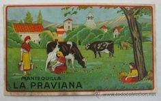 Mantequilla La Praviana