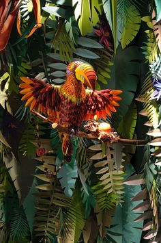 """The Eternal Jungle by ZimZou for Hermes 