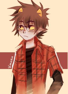 eridanampora asked you:whispers karkat with glasses into your ear  omg