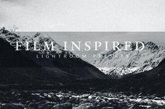 Film Inspired Lightroom Presets by GOICHA on @creativemarket