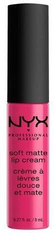 NYX Professional Makeup Soft Matte Lip Cream Paris - 0.27 fl oz