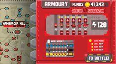 Information Design: Rapid Defence Force! on Behance