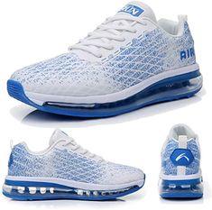 Azooken Mens Sports Footwear Tennis Breathable Jogging Lightweight Shoes Sports Footwear, Racquet Sports, Best Running Shoes, Jogging, Tennis, Sneakers, Fashion, Walking, Moda