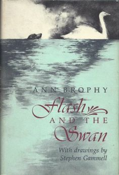 Flash and the Swan by Ann Brophy,http://smile.amazon.com/dp/0723261903/ref=cm_sw_r_pi_dp_pnTEtb1GMT750FSC