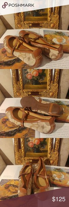Coach Flats Coach Shoes Flats & Loafers
