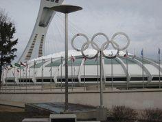 Parc Olympic Park - Montréal #Montréal #Québec #Canada