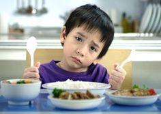 Trẻ biếng ăn là nỗi lo của cha mẹ