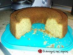 Κέικ με βρώμη, ταχίνι και φυστικοβούτυρο Sweet Recipes, Pudding, Cake, Ethnic Recipes, Desserts, Food, Tailgate Desserts, Deserts, Custard Pudding