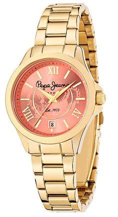 Pepe Jeans London Katy naisten rannekello R2353114501 - Kultatähti.fi verkkokaupasta