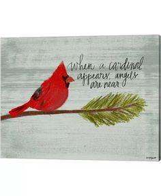 Cardinal Birds, Cardinal Bird Tattoos, Christmas Art, Xmas, Christmas Canvas, Christmas Decorations, Holiday Decor, Bird Art, Bird Feathers