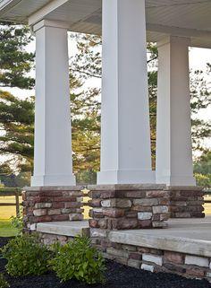 High Point B - wrap around porch by Schumacher Homes, via Flickr