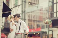 View photos in Korea Pre-Wedding - Casual Dating Snaps, Seoul . Pre-Wedding photoshoot by May Studio, wedding photographer in Seoul, Korea. Pre Wedding Poses, Pre Wedding Photoshoot, Prenuptial Photoshoot, Photography Poses, Wedding Photography, Casual Date, Dating Tips For Women, Kobe, Wedding Pictures