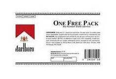 graphic about Printable Marlboro Coupons called 10 Least difficult cigarette coupon codes no cost printable pictures within 2017