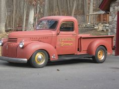 Pic request:Rustoleum red oxide primer trucks - The 1947 - Present Chevrolet & GMC Truck Message Board Network