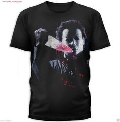 Official Halloween T-Shirt-Michael Myers Halloween Tee