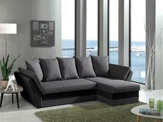 Γωνιακός καναπές κρεβάτι με αποθηκευτικό χώρο 260X145εκ. NOA