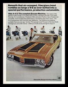 Oldsmobile 442, 1970