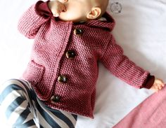 """1 Kinderjacke """"Jackenliebe"""" (Freebook)- die Draußenjacke / Walkjacke – Lila wie Liebe knitting to give you a better service we recommend you to browse the content on our site. Baby Outfits, Kids Outfits, Cute Outfits, Knitting For Kids, Knitting For Beginners, Baby Knitting, Knitted Baby, Crochet Baby, Disney Baby Clothes"""