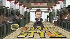 Mitt Romney Style (Gangnam Style Parody), via YouTube.