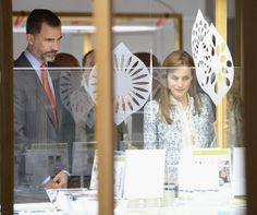 MYROYALS &HOLLYWOOD FASHİON: Prince Felipe and Princess Letizia Visit USA - Day 7