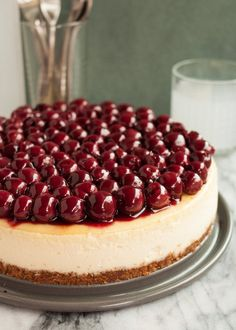 How To Make a Perfect Cheesecake. Step-by-step instructions to ensure you get it just right! This is one of the most important recipes you'll ever learn.