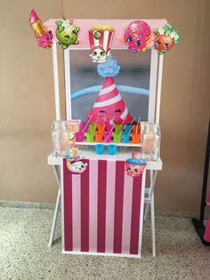 Shopkins Birthday Party Ideas | Photo 9 of 9 | Catch My Party