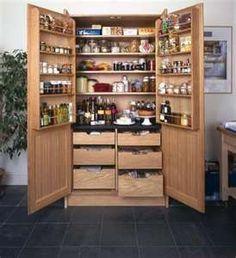 Kitchen Pantry Designs | Kitchen Pantry Storage | Kitchen Pantries ...